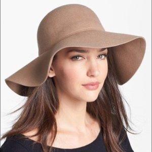 100% Wool floppy hat